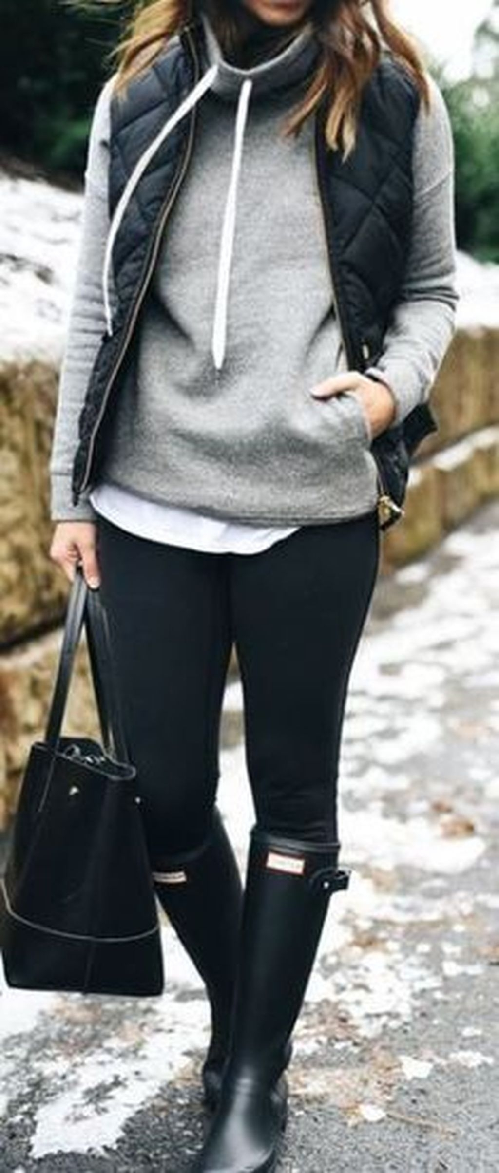 44 Classy Winter Outfits Ideas For School Addicfashion