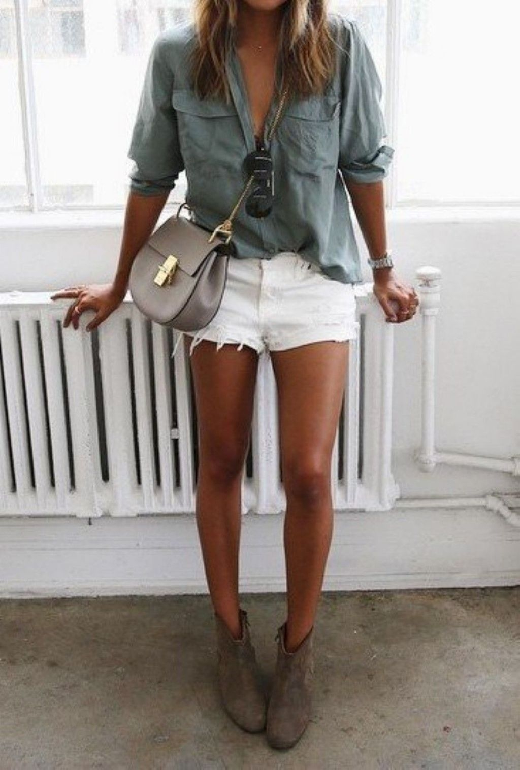 15fabb9af68 41 Awesome Summer Outfit Ideas You Will Totally Love - ADDICFASHION