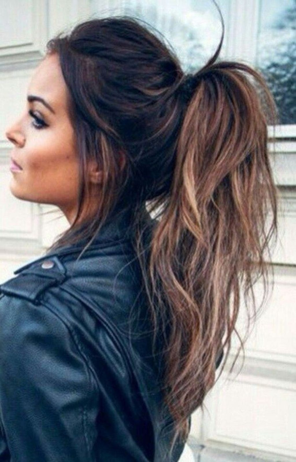 43 Elegant Brunette Hairstyles Ideas For Lovely Women Addicfashion